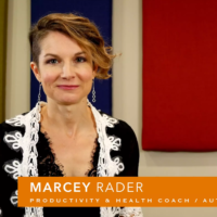 Marcey Rader - How health and productivity changed my life!