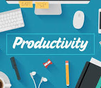 Productivity Tips - by Marcey Rader